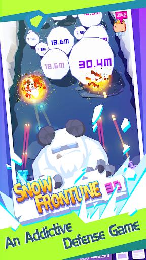 Snow Frontline 3D screenshot 1