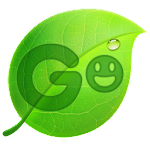 GO Keyboard - Emoticon keyboard, Free Theme, GIF Icon