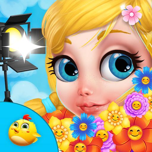 休闲のプリンセス夏Photoshooting LOGO-記事Game