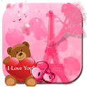 Launcher Eiffel Ted Wallpaper icon