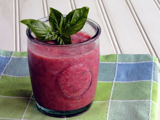 Refreshing Strawberry Frosty Recipe