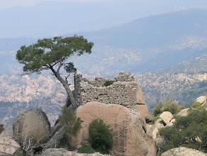 Photo: Yöre Halkının Arap Avlusu dediği Stalos Manastırı