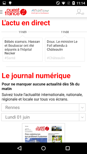Ouest-France - Le journal ss1