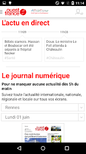 Ouest-France - Le journal - náhled