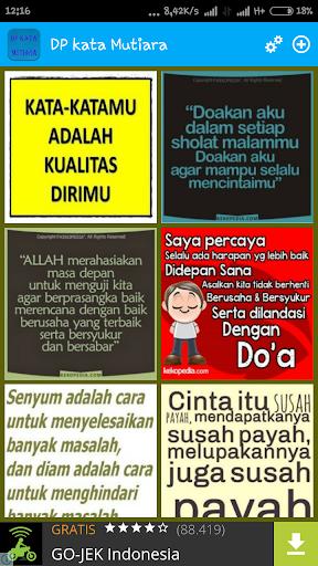 DP Kata Mutiara