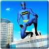 Police Spider Hero City Rescue