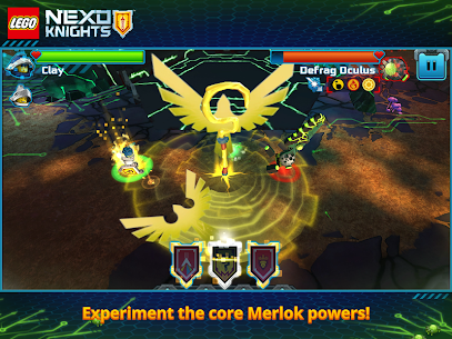 LEGO® NEXO KNIGHTS™: MERLOK 2.0 App Download For Android and iPhone 8
