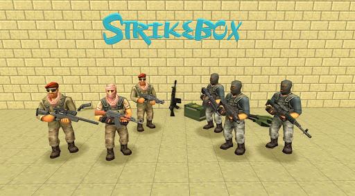 StrikeBox: Sandbox&Shooter screenshots 8