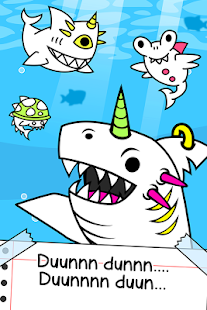 Shark Evolution - Fierce Shark Making Clicker- screenshot thumbnail