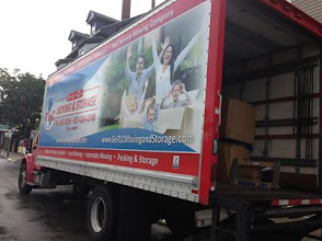 Photo: TLC Moving & Storage Moving Company, Boston Movers in Dorchester, MA proudly displaying their BBB Accreditation