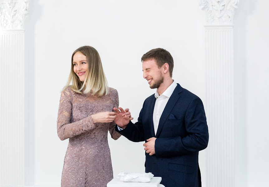 Pulmafotograaf Natalya Zakharova (smej). Foto tehtud 24.02.2019