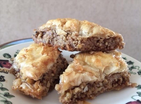 My Family's Favorite Baklava Recipe