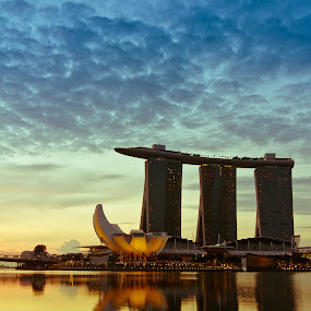 Marina Bay Sands by Wah Yuen Lau - Buildings & Architecture Other Exteriors