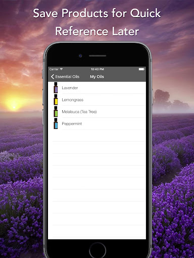 Download Essential Oils Reference Guide for doTERRA MOD APK 8