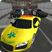 Ambulance Rescue: City Mania