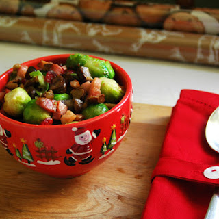 Brussel Sprouts Cranberries Recipes