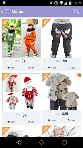 Mama - Thoughtful Shopping screenshot 5
