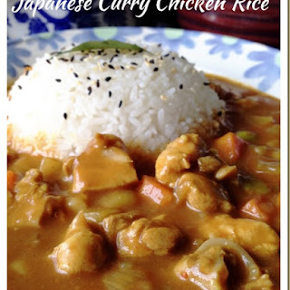 I Have Decided To Make My Own Japanese Curry Roux–Japanese Curry Chicken Rice