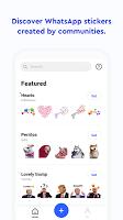 screenshot of Sticker.ly - Sticker Maker WhatsApp(WAStickerApps)
