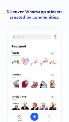Sticker.ly - Sticker Maker & WhatsApp Status Videoのおすすめ画像1