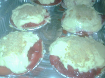 Danielle's Strawberry & Peach Custard Pie Recipe