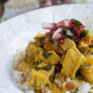 Sri Lankan Turkey Curry