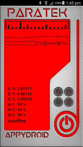 ParaTek Ai Speech generator screenshot 1
