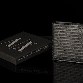 A|X wallet by Genesis Carabeo - Artistic Objects Clothing & Accessories ( accessories, armani, wallet )