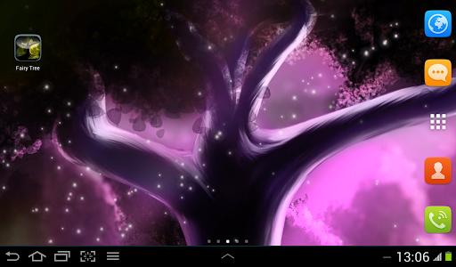 Fairy Tree Live Wallpaper screenshot 11