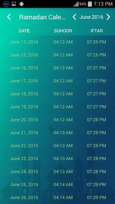 Prayer Times: Azan, Quran, Qibla, Hijri, Tasbeeh - screenshot