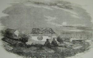 Beyoğlu'nda Ermeni Mezarlığı