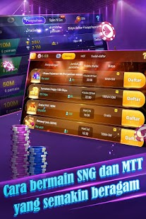 Poker Texas Boyaa- gambar mini screenshot