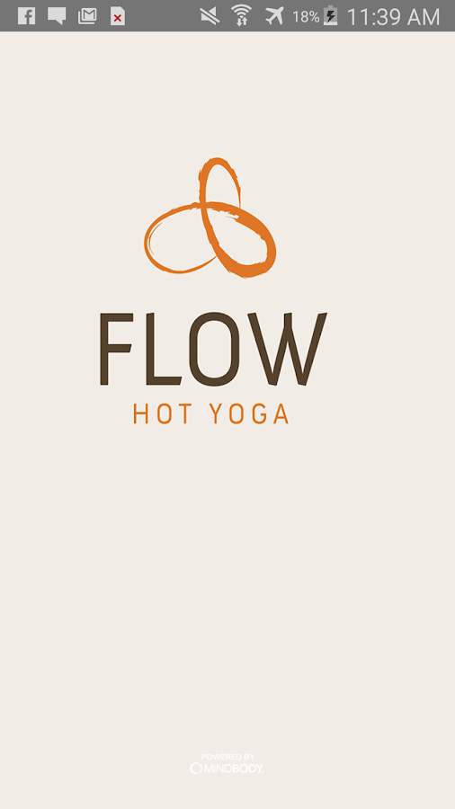 Flow Hot Yoga- screenshot