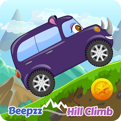 Beepzz Hill Climb - racing game for kids (game)