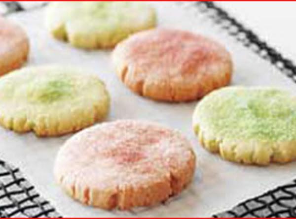 Jell-o Pastel Cookies Recipe