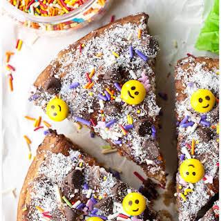 Best Banana Chocolate Chip Cake.