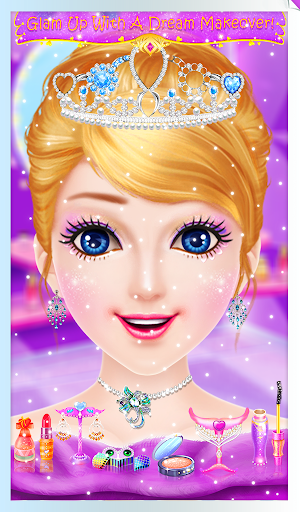 Royal Girl Makeup Games-  Fashion girl games 2020 1.1.11 screenshots 3