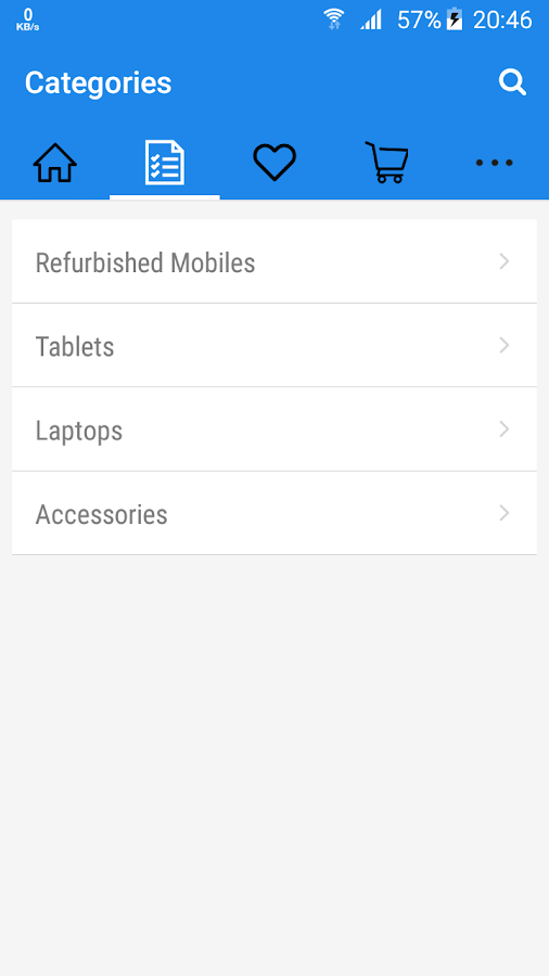 Budli Refurbished Gadgets- screenshot