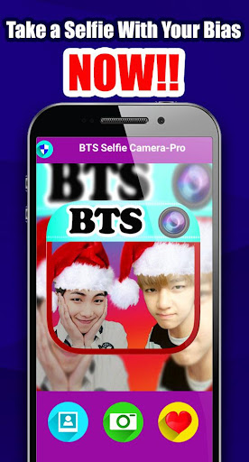 BTS Selfie Camera-Pro 1.8 screenshots 2