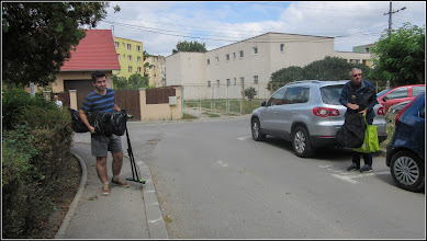 Photo: Calea Victoriei, alee de aces la B15 - familie in vacanta - 2017.08.13