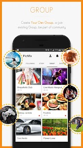 PicMix – Selfie and Friends App Download For Android and iPhone 4