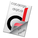 Digital Catalog ( Sales and purchases ) icon