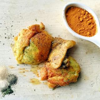Turmeric Chicken Thighs Recipes.