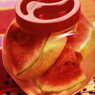 Marinated Watermelon Recipes.