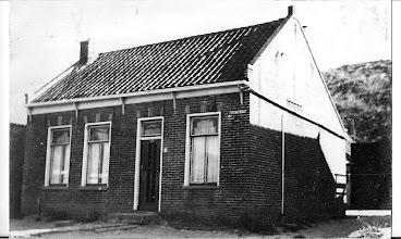 Photo: In dit huis woonde opoe Schong, mijn overgrootmoeder.