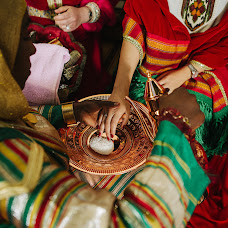 Wedding photographer Tanya Kushnareva (kushnareva). Photo of 26.10.2017
