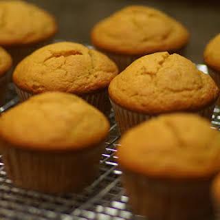 Pumpkin Applesauce Muffins.