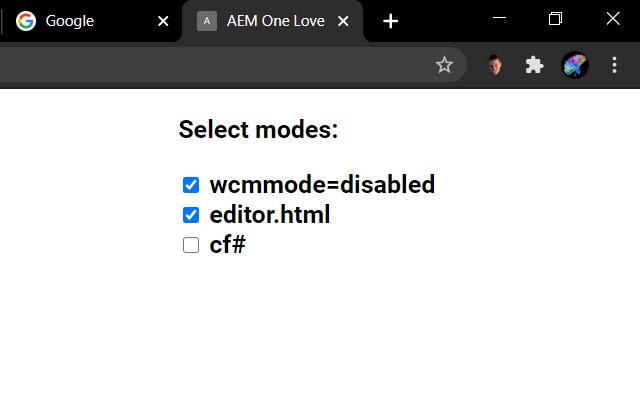 AEM One Love