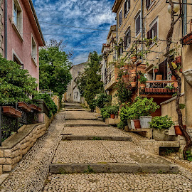 by Eseker RI - City,  Street & Park  Neighborhoods