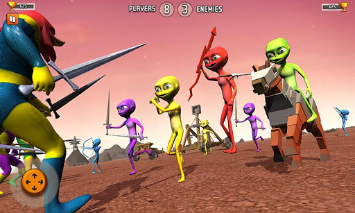 Green Alien Royale 1.4 screenshots 4